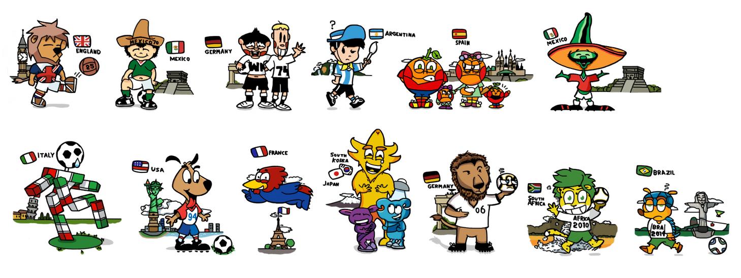 Fifa 2002 mascot