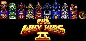 Mega Man 4 (The Wily Wars II)