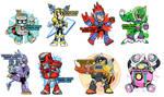 Mega Man 11 - The Eight Robot Masters