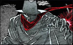 The Shadow: Danger in the Dark