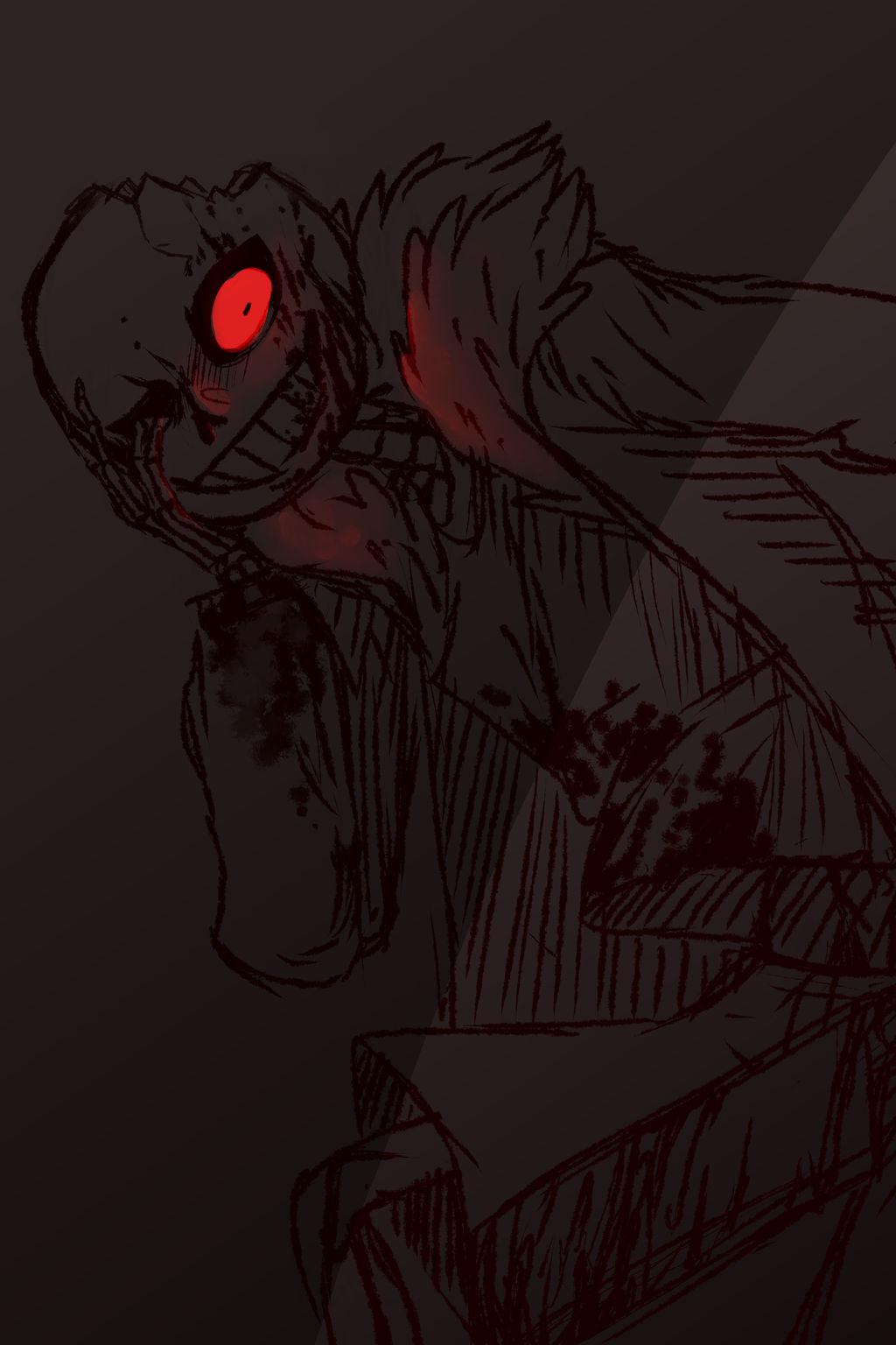 Spooktober: Day 3 by MirageComet