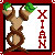 PixelArt Icon - For Xian Moriarty by Little-Red-Fox