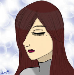 A Woman by IZUASHI14
