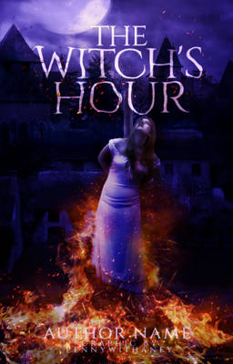 The Witch's Hour Wattpad Cover