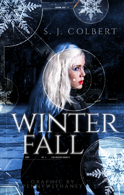 Winter Fall Wattpad Cover by Theladyofthelost
