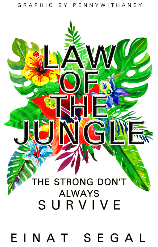 Law of the Jungle Wattpad Cover by Pennywithaney