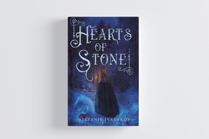 Hearts of Stone [wattpad cover] by Pennywithaney
