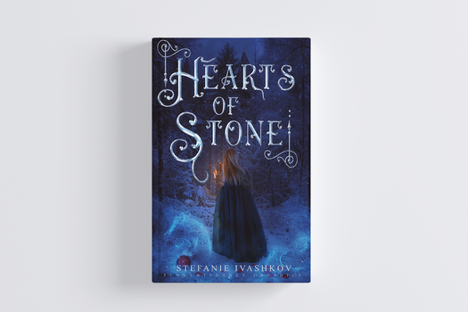 Hearts of Stone [wattpad cover]