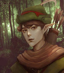 Jassin Elf Archer