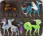 Eeto Greyhound Prototype Adoptables - OPEN [3/4]
