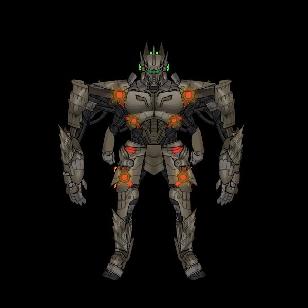 [Galeria] - Gigawatt Robot_by_whatthefaucs-d7usq5w