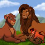 Family Time by Azerae