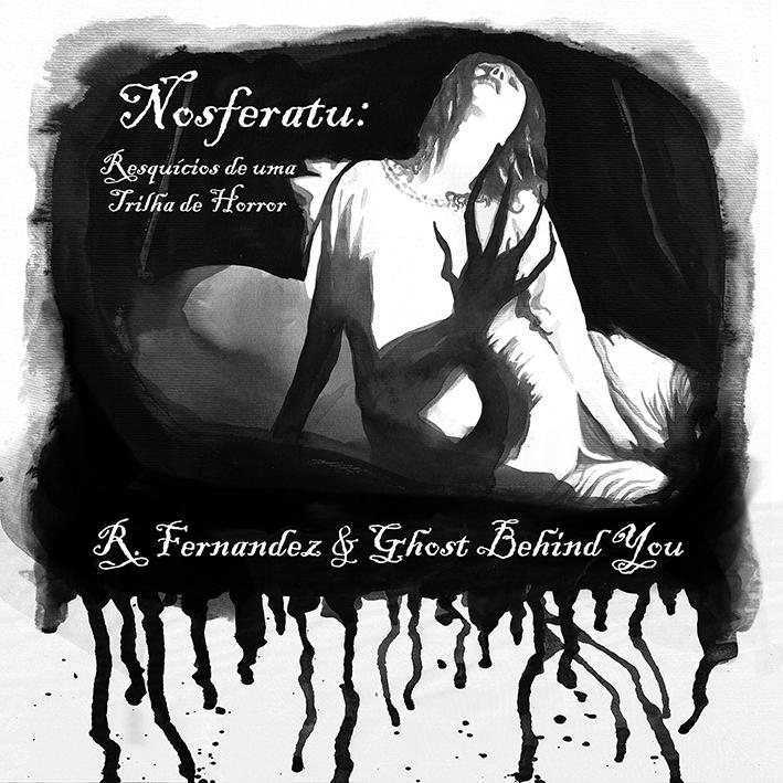 EP Nosferatu soundtrack cover artwork by FranciscaBraga