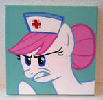 Nurse Redheart- Shhhhhh!