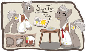 ShortTrot Ref Sheet