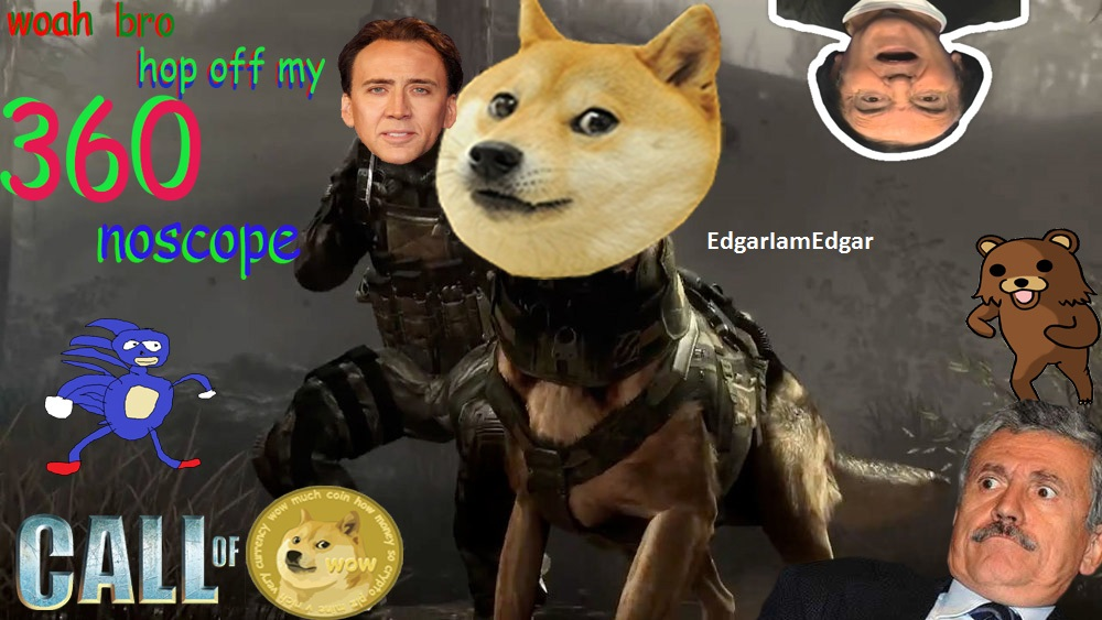 call of doge wallpaper - photo #9