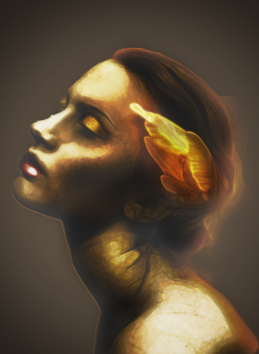 :Lady In Gold: