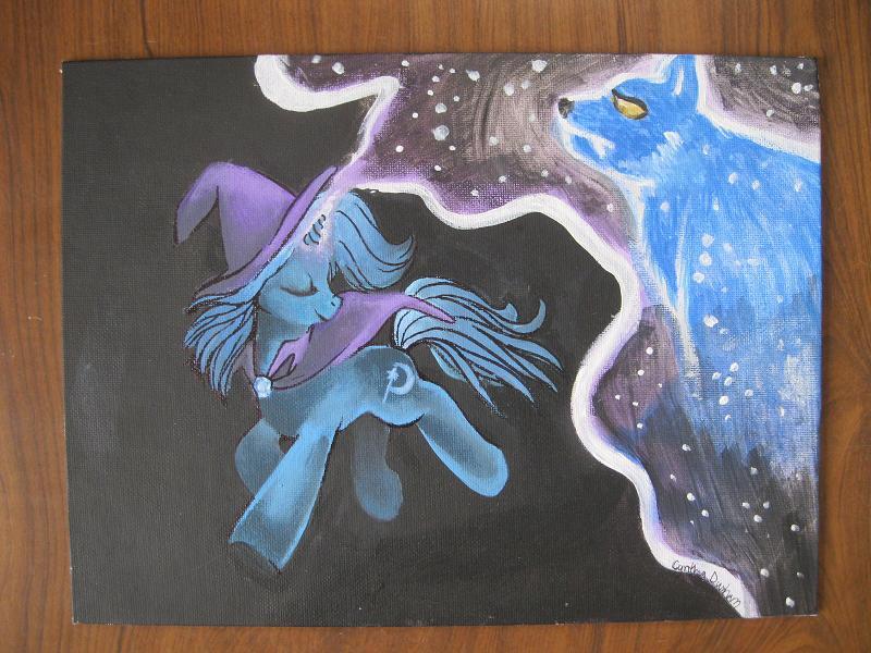 Trixie's Tale by Flikkun