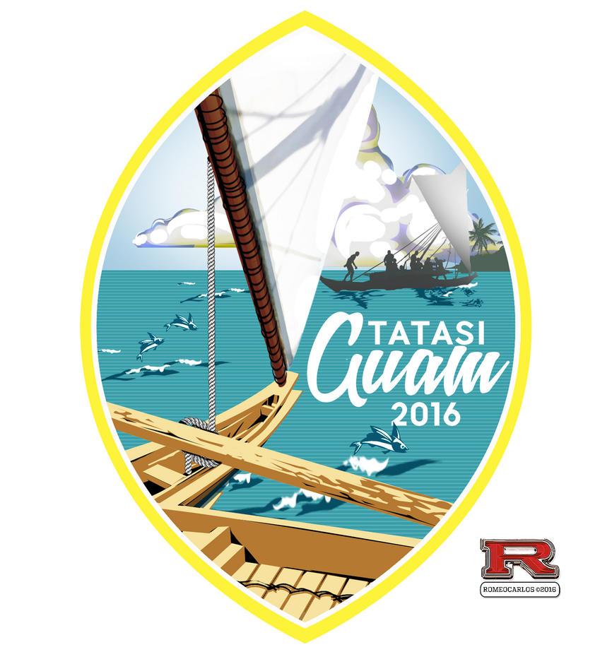 Tatasi Guam 2016 by romeogfx