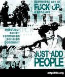 ArtPolitic - Just Add People