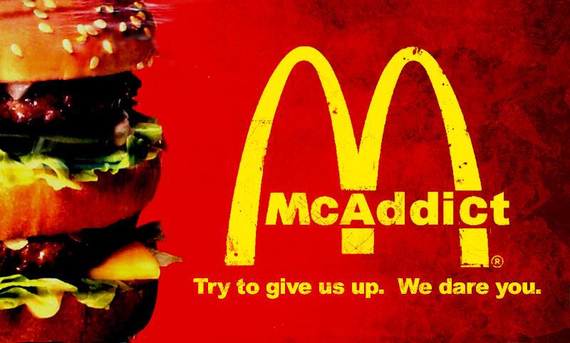 ArtPolitic - McAddict by n0deal