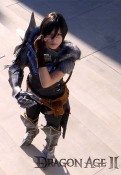 Hawke Cosplay - Dragon Age II