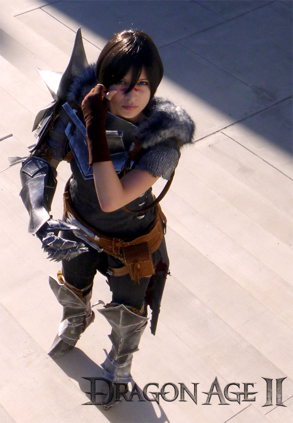 Hawke Cosplay - Dragon Age II