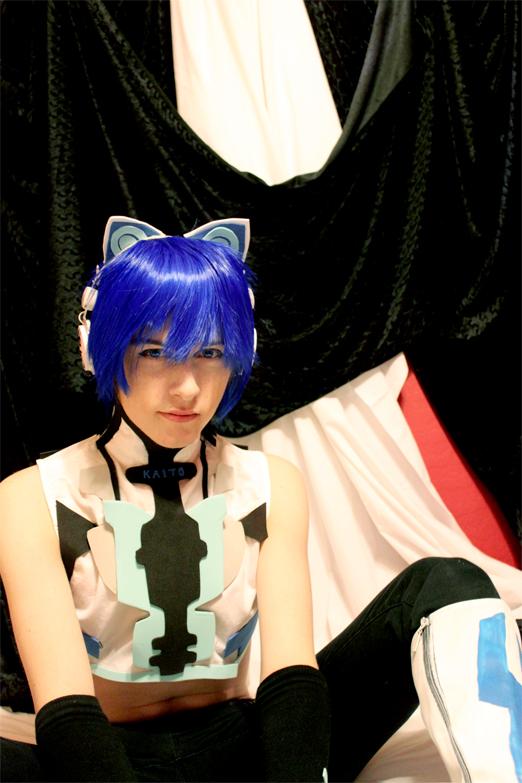 Vocaloid Neko Kaito Cosplay by Aicosu on DeviantArtVocaloid Kaito Cosplay