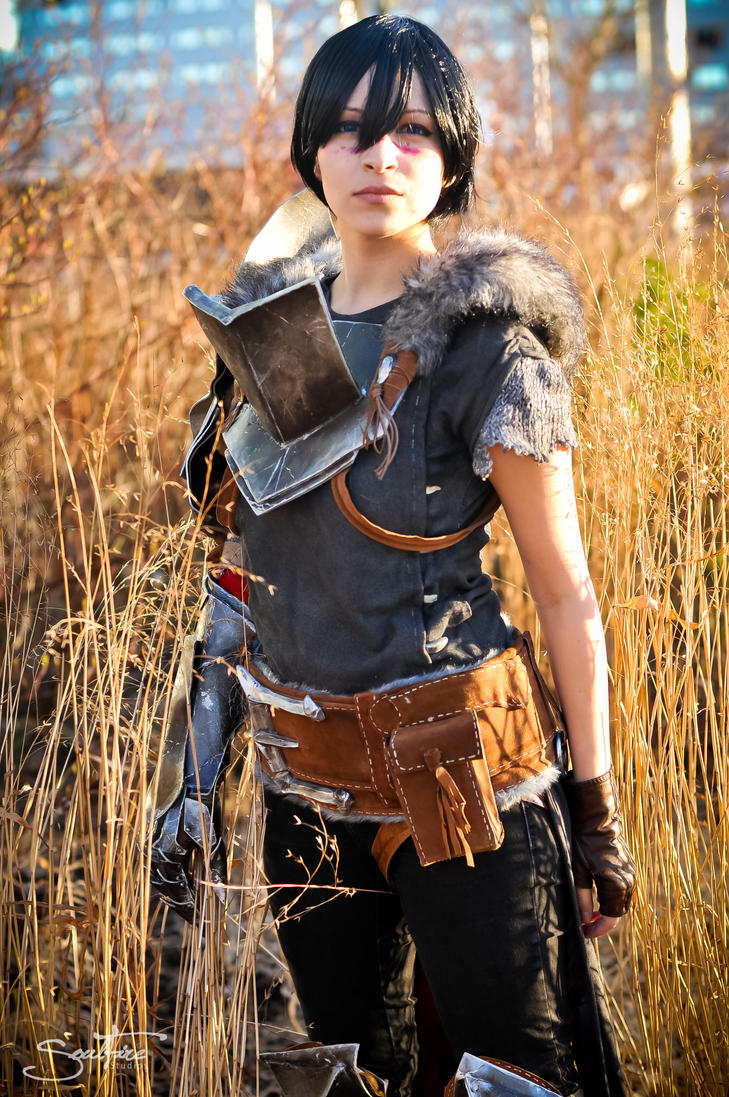 Dragon Age Cosplay -  Hawke by Aicosu