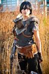 Dragon Age Cosplay -  Hawke