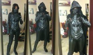 Karliah Nightingale Armor - Skyrim WIP