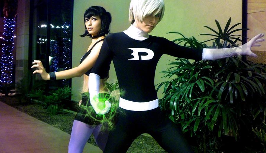 Danny Phantom Cosplay - Ghost Patrol by Aicosu