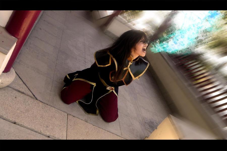Azula Cosplay - Broken Princess by Aicosu