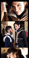 Avatar Cosplay - Toe to Toe