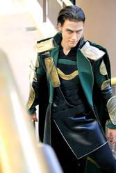 Loki Laufeyson Cosplay by Aicosu