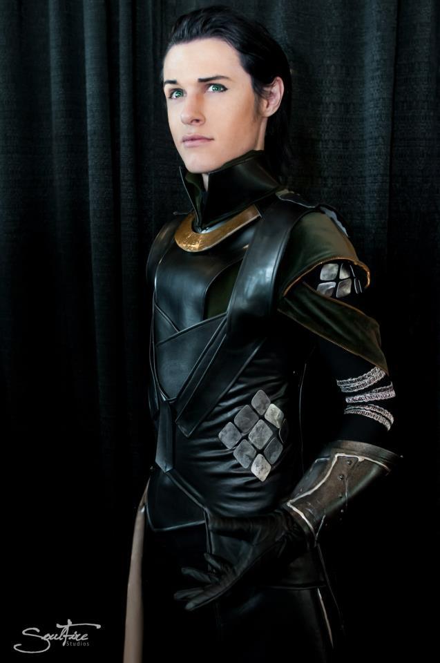 Loki Cosplay -Dressed for Jotunheim by Aicosu