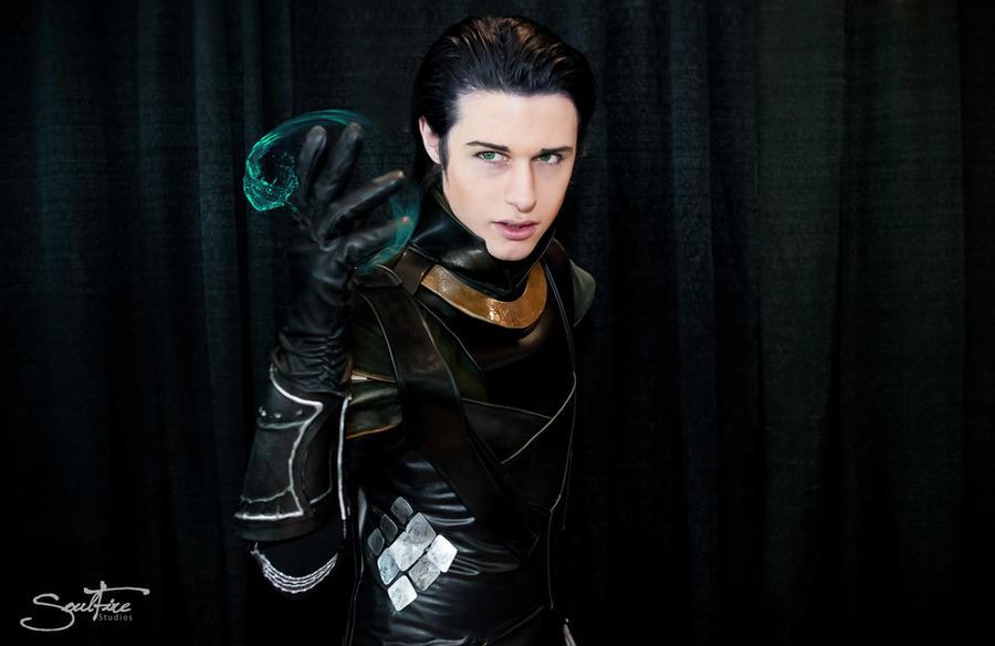 Loki Cosplay - Sorcerer Prince by Aicosu