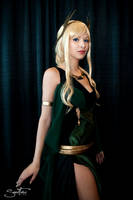 Sigyn Cosplay - Goddess of Fidelity