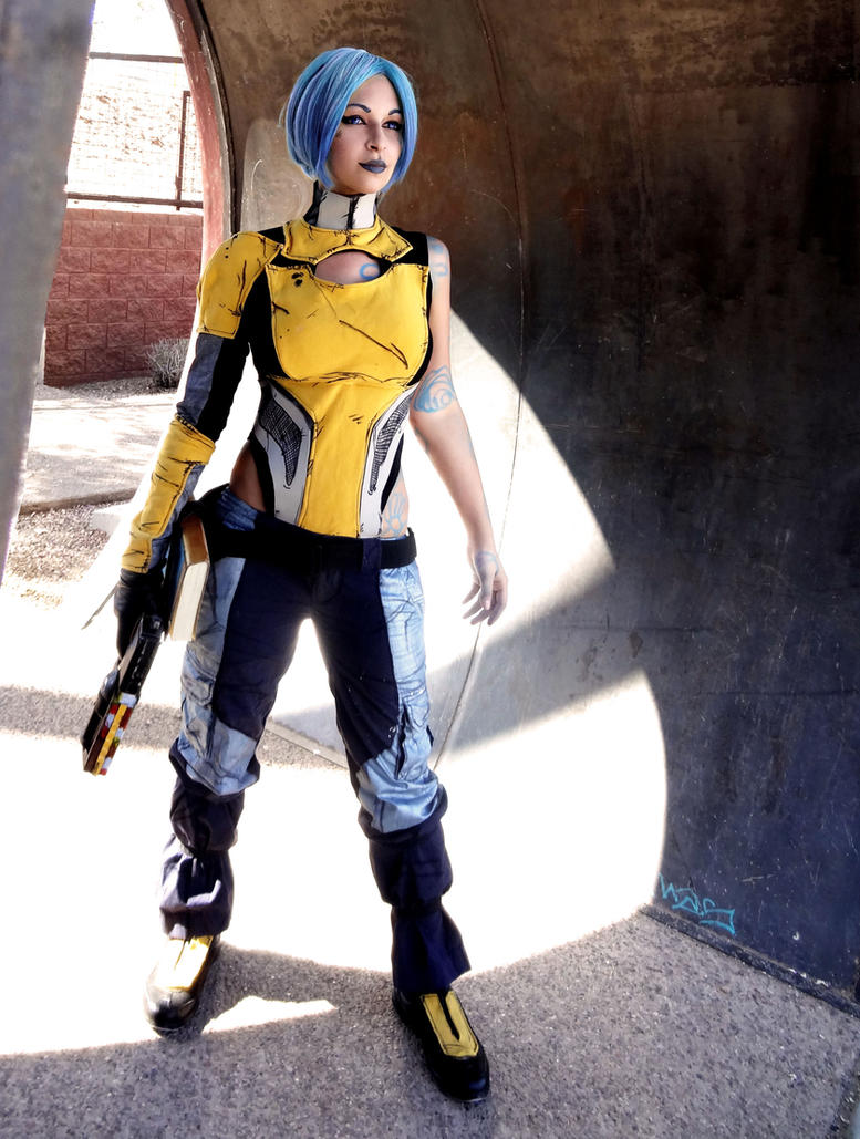Maya The Siren - Borderlands 2 Cosplay by Aicosu