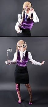 Cecilia Palmer Cosplay - Night Vale