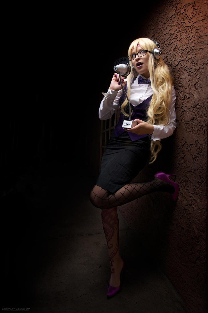 Welcome To Night Vale - Cosplay by Aicosu
