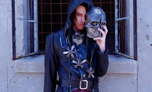 Corvo Attano Cosplay - Dishonored