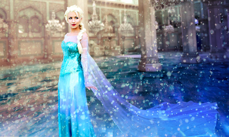 Frozen - Cosplay by Aicosu