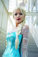 Elsa Cosplay - Frozen