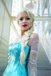 Elsa Cosplay - Frozen