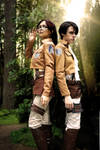 The Scouting Legion - Attack On Cosplay