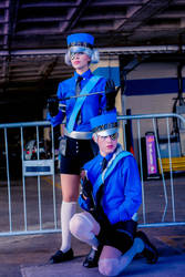 Persona 5 Cosplay - Justine and Caroline