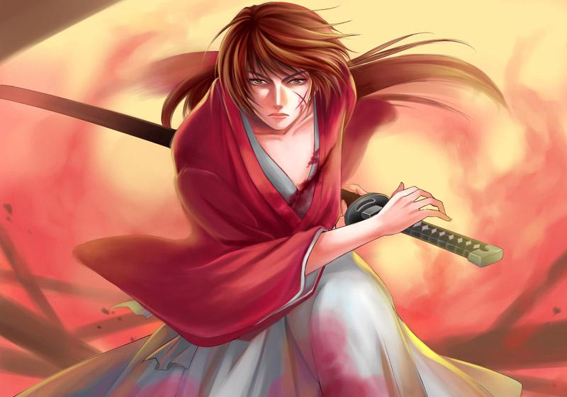 Kenshin by Rina-Liu