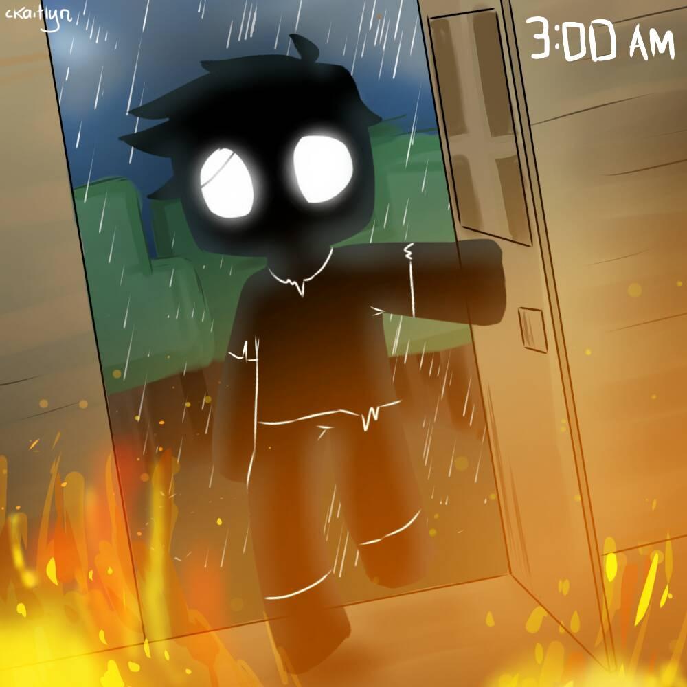 [ FanArt ] 3am by CKaitlyn