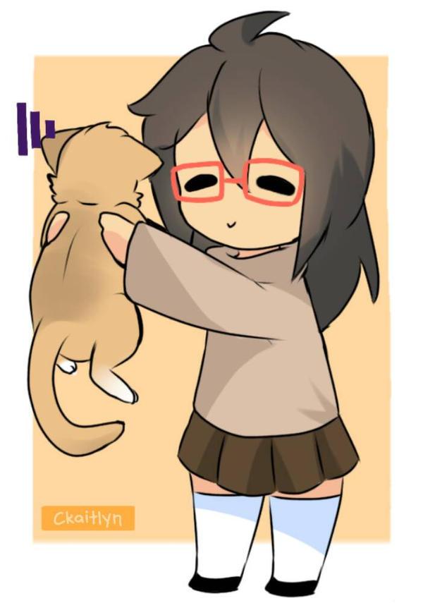 sweet kitty kitty by CKaitlyn